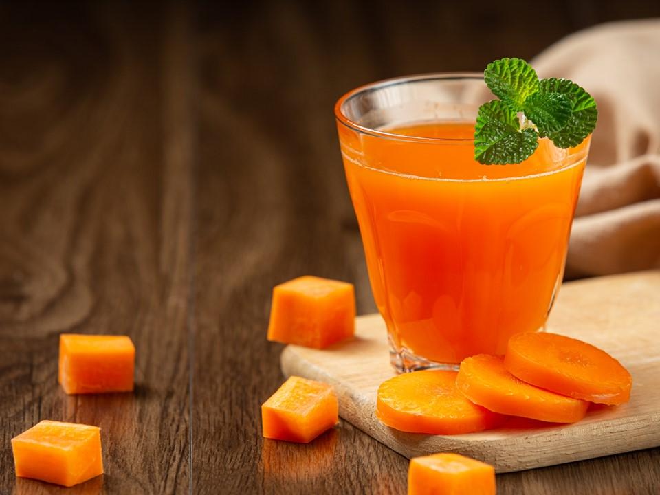 น้ำ แครอท