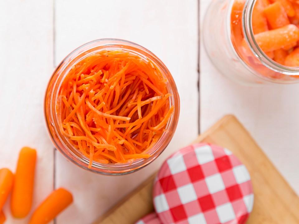 เก็บรักษาแครอท
